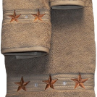 Barn Star 3 pc. Towel Set - Linen