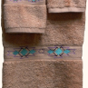 Taos Southwest Towel Set - Champagne