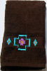 Chimayo Southwest Embroidered Hand Towel