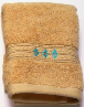 Chimayo Southwest Embroidered Wash Cloth