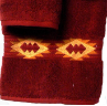 Gallup Southwest Embroidered 2 pc. Bath Towel Set