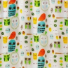 Give A Hoot Shower Curtain
