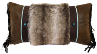 Saguaro Desert Faux Fur Pillow