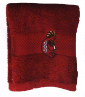 Kokopelli Southwest Embroidered Wash Cloth