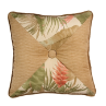 La Selva Natural Square Pillow
