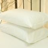 Featherproof King Pillow Covers, 20x36/pr.