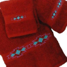 Taos Southwest Towel Set - Pomegranate