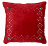 "Red Velvet 18"" x 18"" Pillow"