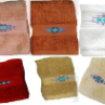 Taos Southwest Embroidered Wash Cloth