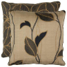 Yvette Reversible Square Pillow