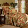 "Captiva Queen Comforter Set w/18"" Bedskirt"