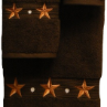 Ropin Shoes Towel Set - Chocolate