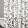 Floral Ombre Shower Curtain