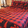 Moose Creek Twin Blanket Set