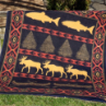 Outdoor Adventure Twin Blanket