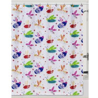 Cute as a Bug Shower Curtain
