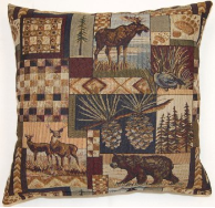 Northwoods 26 x 26 Decorative Pillow