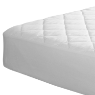 Triple Cotton Mattress Pad - King, 78 x 80