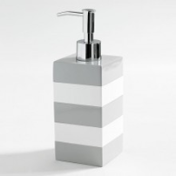 Cabana Lotion Dispenser in Grey