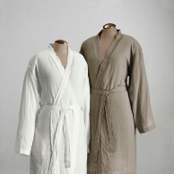 Lino Robe - Men's