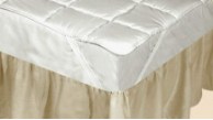 Silk Mattress Pad - Queen, 60 x 80