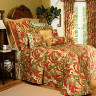Captiva Queen Bedspread
