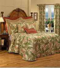 La Selva Natural Full Bedspread
