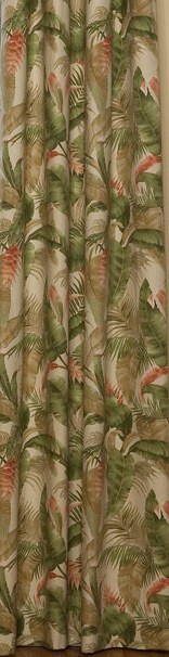La Selva Natural Shower Curtains