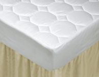 Luxury Cotton Mattress Pad - Full, 54 x 75