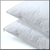 Cotton Percale King Pillow Covers, 20x36