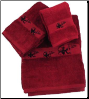 Black Bear Family Towel Set Collection