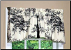 Bouvier Center Pleat Valance