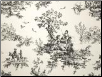 Bouvier Fabric - Main Toile