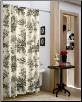 Bouvier Shower Curtain