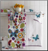Butterflies Towels