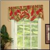 Captiva Tailored Valance with Band