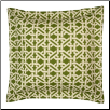 Captiva European Sham - Geometric