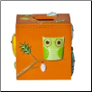 Give A Hoot Tissue Box