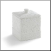 Damask Cotton Jar