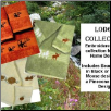 Lodge Collection Embroidered Towels