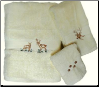 Majestic Deer Towel Set Collection