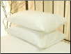 "Polyester Cotton European Pillow Covers, 26"" x 26""/pr"