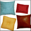 Solid Color Decorative Pillows