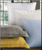 Urban Quilted Coverlet - European Sham