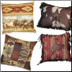 Western Decorative Pillows