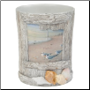 At the Beach Wastebasket