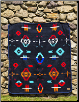 Big Chief Twin Blanket