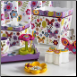 Bambini Butterflies Bath Accessories