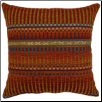 Chalet/Fiesta 17 x 17 Decorative Pillow