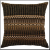Chalet/Granite 19 x 19 Decorative Pillow